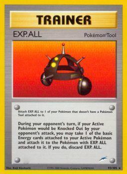 Radio Tower 95//105 Neo Destiny Rare Pokemon Card EX-NM