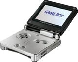 Game Boy Advance SP - Limited Edition Platinum/Onyx