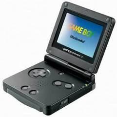 ZSYS Nintendo Game Boy Advance SP Oynx