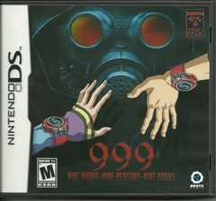 999: 9 Hours, 9 Persons, 9 Doors Nine Nine Nine (Reprint)