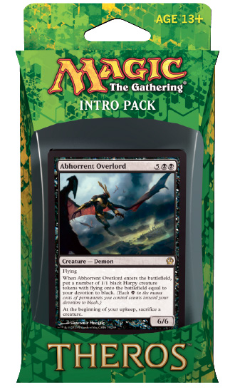 MTG Theros Intro Pack: Devotion to Darkness