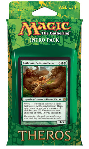 Theros Intro Pack - Anthousas Army