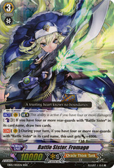 Battle Sister, Fromage - EB05/002EN - RRR on Channel Fireball