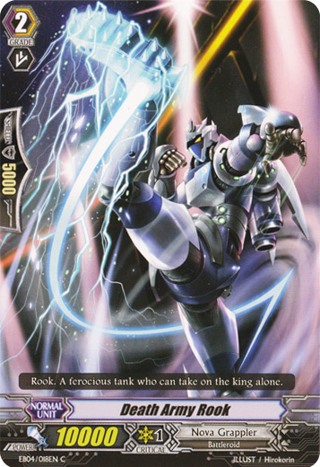 Death Army Rook - EB04/018EN - C