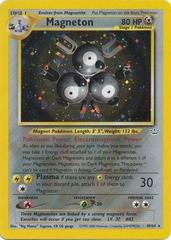 Magneton - 10/64 - Holo Rare - Unlimited Edition