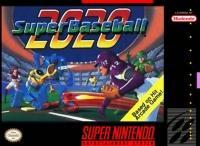 Super Baseball 2020 (Super Nintendo)