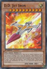 D.D. Jet Iron - HA07-EN035 - Super Rare - Unlimited Edition on Channel Fireball