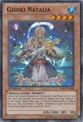 Gishki Natalia - HA07-EN040 - Super Rare - Unlimited Edition