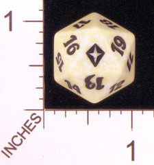 Magic Spindown Die - Worldwake White