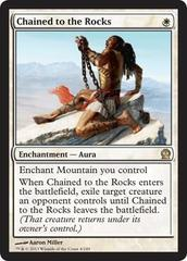 Chained to the Rocks - Foil