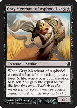 Gray Merchant of Asphodel