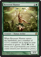 Reverent Hunter - Foil