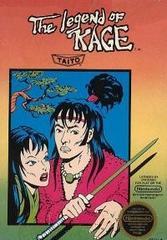Legend of Kage, The (3 Screw Cartridge)