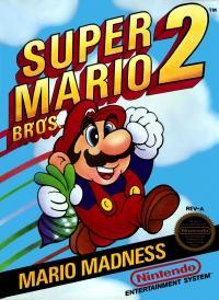Super Mario Bros. 2 (With Nintendo Seal of Quality)