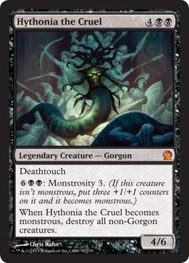 Hythonia the Cruel