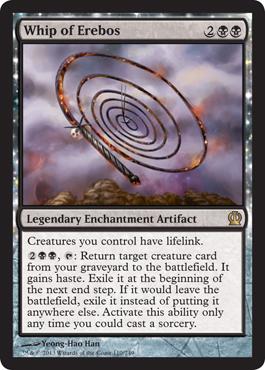 Whip of Erebos - Foil