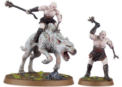 Azog (Foot and Mounted)