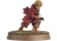 Bilbo Baggins with Sting