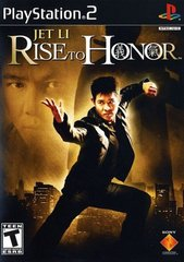 Jet Li Rise to Honor