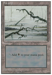 Swamp (191 - Dark Grey Foreground)