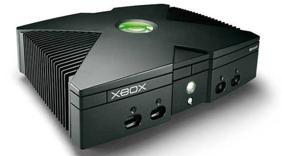 System: Xbox Original Black console