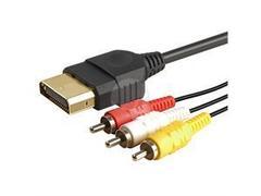 Accessory: AV Cable Standard composite Xbox
