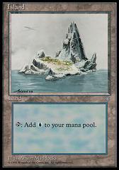 Island (Icy Island, Green Land)