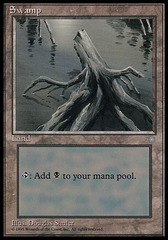 Swamp (Stump in Swamp)