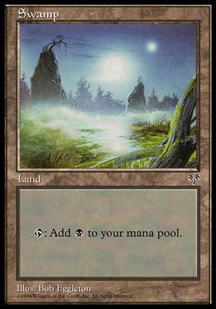 Swamp (Moonlight)