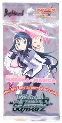 Madoka Magica Ver. E Booster Pack on Channel Fireball