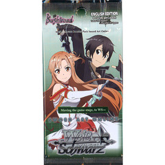 Sword Art Online Booster Pack Ver. English