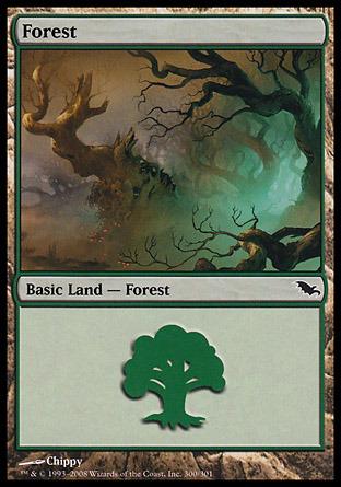 Forest (300) - Foil