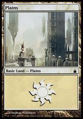 Plains - Foil (287)(RAV)