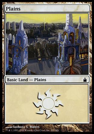 Plains (289) - Foil