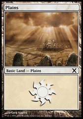 Plains (366) - Foil