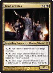Triad of Fates - Foil