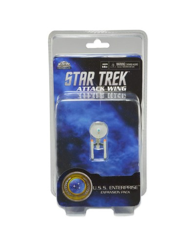 Attack Wing: Star Trek - USS Enterprise Expansion Pack