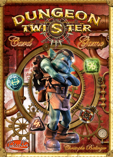 Dungeon Twister: The Card Game