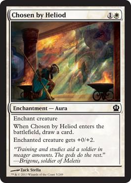 Chosen by Heliod