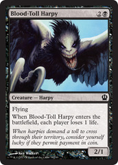 Blood-Toll Harpy