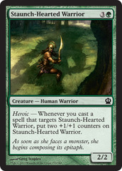 Staunch-Hearted Warrior
