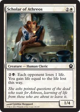 Scholar of Athreos - Foil