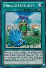 Miracle Fertilizer - AP03-EN007 - Super Rare - Unlimited Edition on Channel Fireball