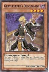 Gravekeeper's Descendant - BATT-EN010 - Starfoil Rare - Unlimited Edition on Channel Fireball
