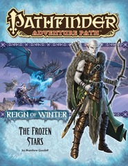 Pathfinder Adventure Path #70: The Frozen Stars (Reign of Winter 4 of 6)