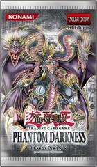 Yu-Gi-Oh Phantom Darkness Unlimited Booster Pack