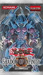 Yu-Gi-Oh Shadow of Infinity Unlimited Booster Pack