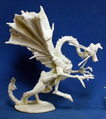 Reaper Bones Miniature: Jabberwock