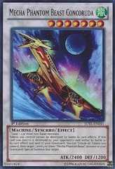 Mecha Phantom Beast Concoruda - JOTL-EN041 - Super Rare - Unlimited Edition
