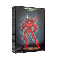 Warhammer 40k Eldar Wraithknight
